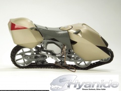 michelin design hyanide offroad motorcycle pic #44651