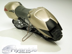 Michelin Design Hyanide Offroad Motorcycle pic