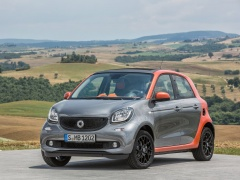 smart forfour pic #125123