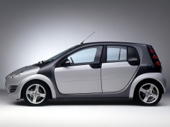 smart forfour pic #16261
