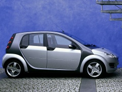 smart forfour pic #16274