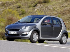 smart forfour 1.3 95 cv pic #16279