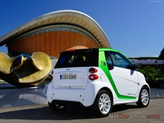smart fortwo electric drive pic #92702