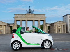 smart fortwo electric drive pic #92706