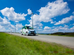 smart fortwo electric drive pic #92708