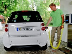 smart fortwo electric drive pic #92713