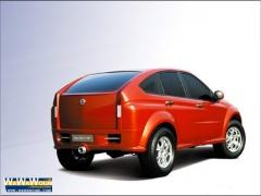 ssangyong xct concept pic #35778