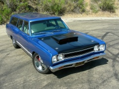 performance west group plymouth gtx 440 six pack wagon pic #51487