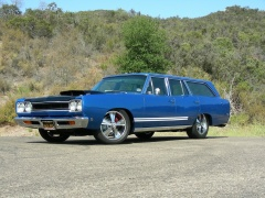 performance west group plymouth gtx 440 six pack wagon pic #51488