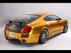 asi bentley w66 gts gold pic #55655