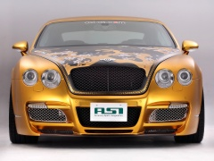 asi bentley w66 gts gold pic #55656