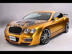 asi bentley w66 gts gold pic #55657