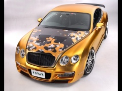 asi bentley w66 gts gold pic #55658