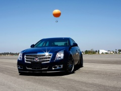 d3 cadillac cts track pic #58905