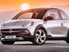 vauxhall adam rocks air pic #136381