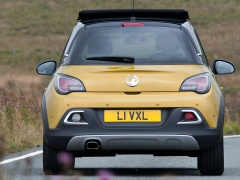 vauxhall adam rocks air pic #136382
