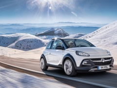 vauxhall adam rocks air pic #136384