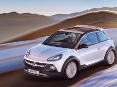 vauxhall adam rocks air pic #136443