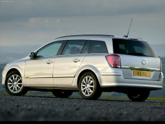 Vauxhall Astra Estate pic
