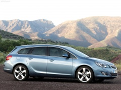 vauxhall astra sports tourer pic #74371