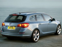 vauxhall astra sports tourer pic #74375