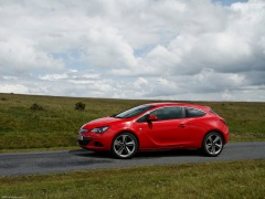 vauxhall astra gtc pic #86495