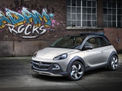 opel adam rocks pic #103088