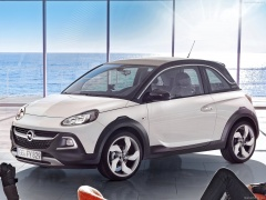 opel adam rocks pic #109058