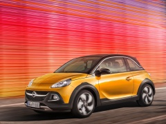 opel adam rocks pic #109062