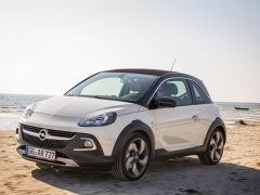 opel adam rocks pic #128071