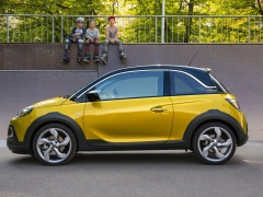 opel adam rocks pic #128106