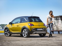 opel adam rocks pic #128108