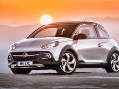 opel adam rocks pic #128126