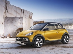 opel adam rocks pic #128139