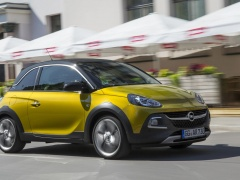 opel adam rocks pic #128145