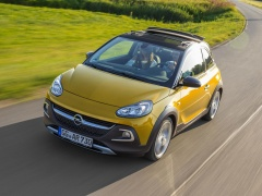 opel adam rocks pic #128157