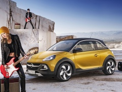 opel adam rocks pic #128159