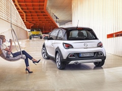 opel adam rocks pic #128160