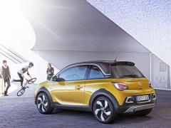 opel adam rocks pic #128161