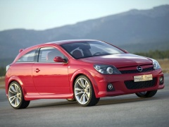 opel astra high performance concept pic #13556
