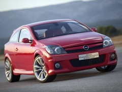 opel astra high performance concept pic #13566