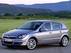 opel astra pic #5375