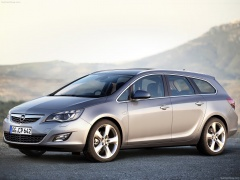 opel astra sports tourer pic #74309