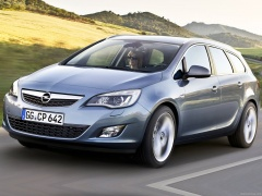opel astra sports tourer pic #74312