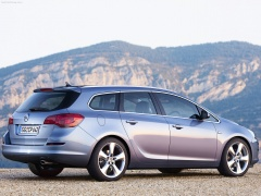 opel astra sports tourer pic #74313