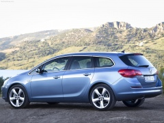 opel astra sports tourer pic #74314