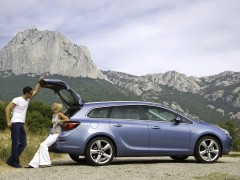 opel astra sports tourer pic #76529