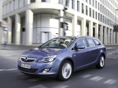 opel astra sports tourer pic #76538