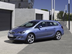 opel astra sports tourer pic #76539