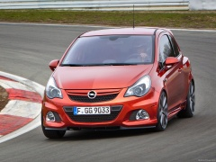 opel corsa opc nurburgring edition pic #80516